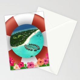 Maldives Getaway Stationery Cards