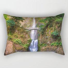 Chasing Waterfalls Rectangular Pillow
