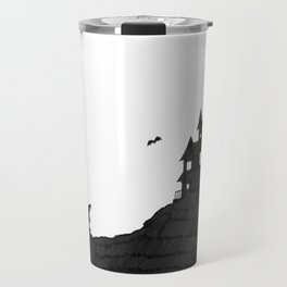 House on the Hill Travel Mug