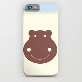 Hipo iPhone Case