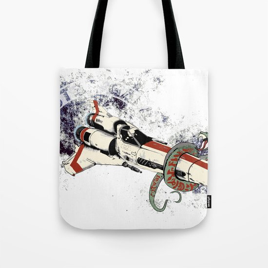 Viper Mark II Tote Bag