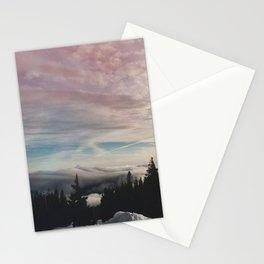 Northwest Sky Stationery Cards