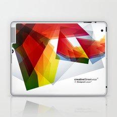 Abstrakt Laptop & iPad Skin