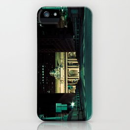 New York City, Grand Central Terminal | cinematic iPhone Case