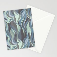 northern sky Stationery Cards