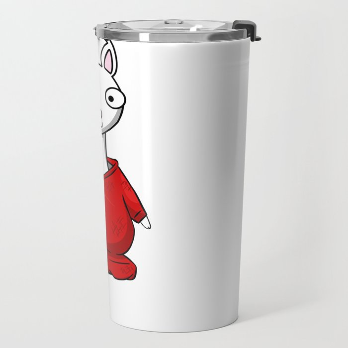 Llama Llama Red Pajama Travel Mug