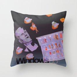 †Ɍïɭɭ 95 Throw Pillow