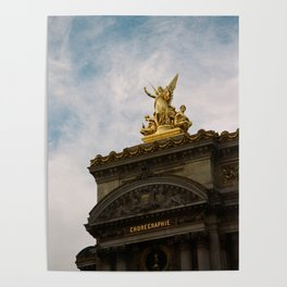 Paris opera Poster