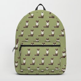 Foxes everywhere Backpack