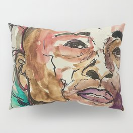 X,rapper,rip,hiphop,music icon,lyrics,colourful poster,dope,wall art,cool,shirt Pillow Sham
