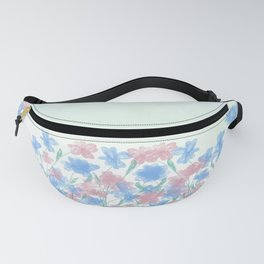Natural flowers  Fanny Pack