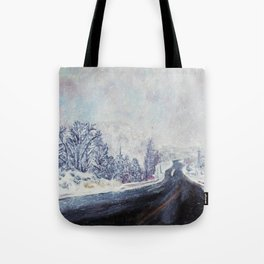 Wasatch Tote Bag