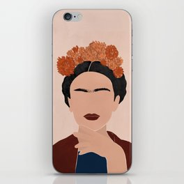 Frida Kahlo Art iPhone Skin
