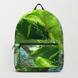 Australian Flora-Spring Vine Backpack