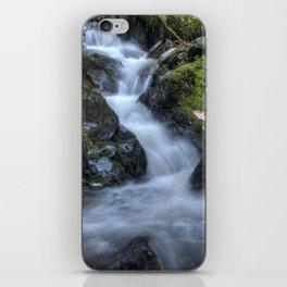 Flowing Water iPhone Skin