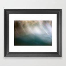 Flow VII Framed Art Print