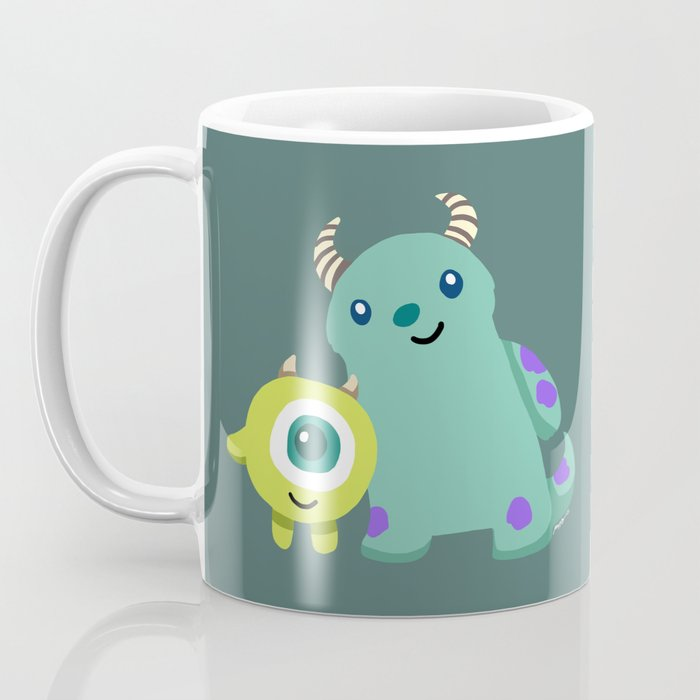 Mike and Sulley Coffee Mug