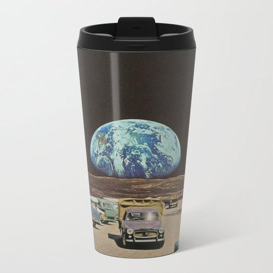 King park Metal Travel Mug