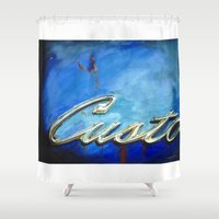 custom Shower Curtains featuring Custom by Anthony Billings