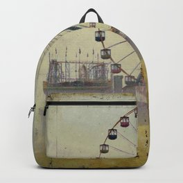 Seaside Heights New Jersey Backpack