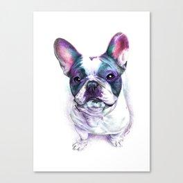 French Bulldog Canvas Print