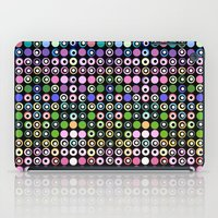 matrix iPad Cases featuring Dot Matrix... by Lisa Argyropoulos