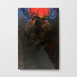 PrinceHircine Metal Print