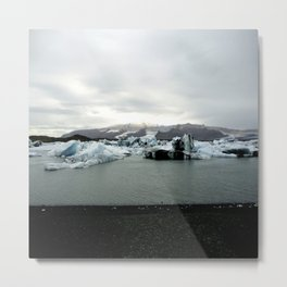 Iced Cooly Metal Print