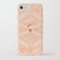 labyrinth iPhone & iPod Cases featuring Labyrinth by Jarvis Glasses