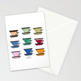 What's your favorite teacup? Stationery Cards