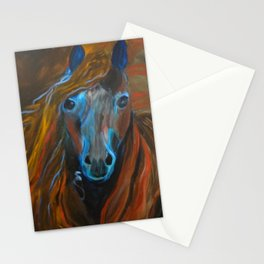 Strong Steed Stationery Cards