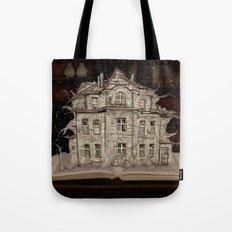 Die Geschichte der Villa... Tote Bag
