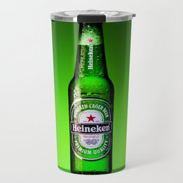 Ice cold Heineken Travel Mug
