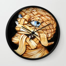 Lester Monster Wall Clock