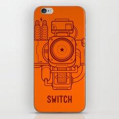 Switch iPhone & iPod Skin