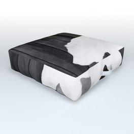 White Bear Outdoor Floor Cushion
