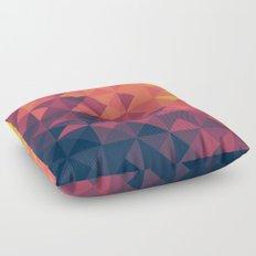 Infinity Twilight Floor Pillow
