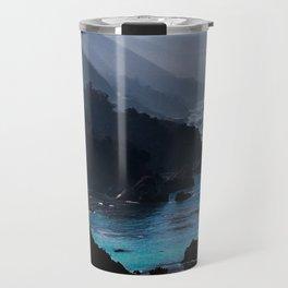 Big Sur Blue Travel Mug
