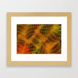 Abstract Texture 2014-12-13 Framed Art Print