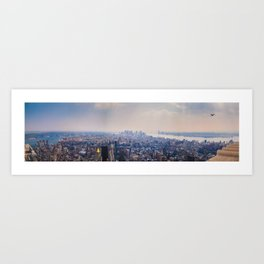 New York, NY Art Print