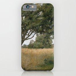 Hugh Jones Brittany Landscape iPhone Case