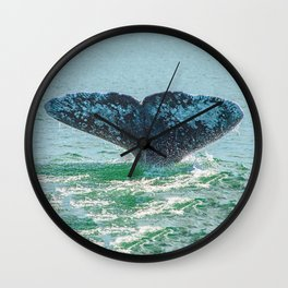 A TAIL OF A TIME Wall Clock