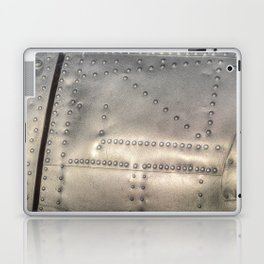 Aluminium Aircraft Skin Abstract Texture Laptop & iPad Skin