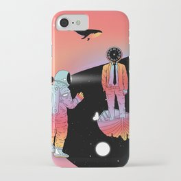 Coexistentiality 2 (A Passing View) iPhone Case