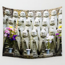 Kamakura 5 Wall Tapestry