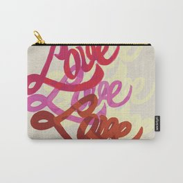 Love Multiplied Carry-All Pouch