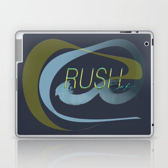 Rush  Laptop & iPad Skin