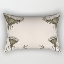 Queen Anne's Lace Rectangular Pillow