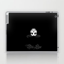 the DRIFTER skull Laptop & iPad Skin