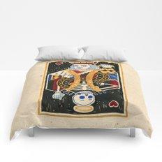 Cho-King. Comforters
